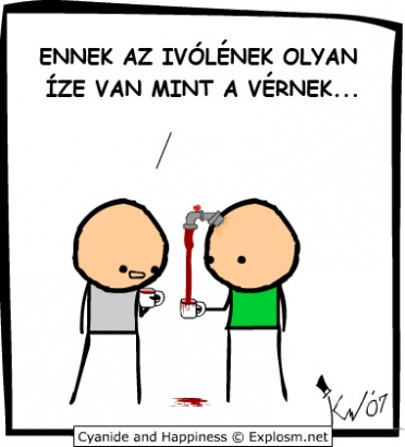 Ivólé (Cyanide and Happiness)