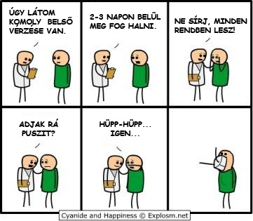 Puszi (Cyanide and Happiness)