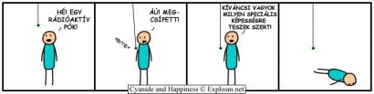 Pókember (Cyanide & Happiness)